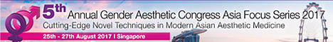 5th Annual Gender Aesthetic Congress 2017