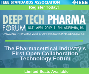 Deep Tech Pharma Forum 2019
