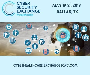 Cyber Security for Healthcare Exchange 2019