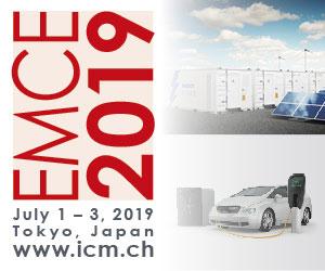 E-Mobility & Circular Economy (EMCE) 2019