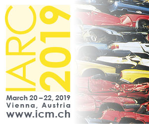 19th International Automobile Recycling Congress IARC 2019