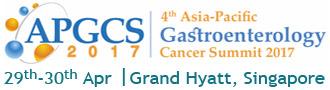 4th Asia-Pacific Gastroenterology Cancer Summit 2017
