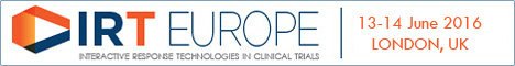 IRT Europe - Interactive Response Technologies in Clinical Trials 2016