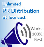 PR Distribution at low cost